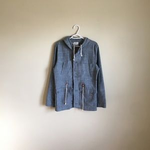Light Jacket with Hood, Life/After/Denim